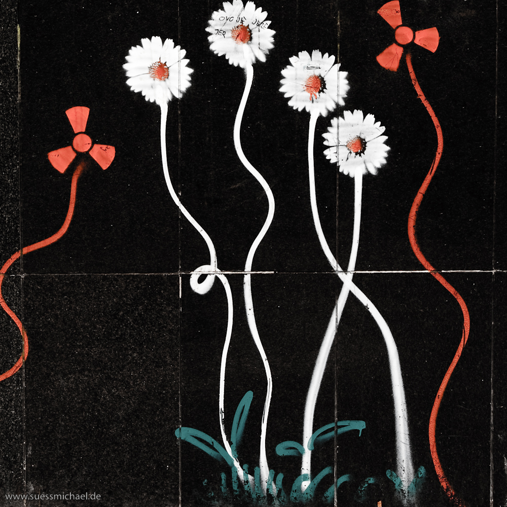 Atomic Flowers