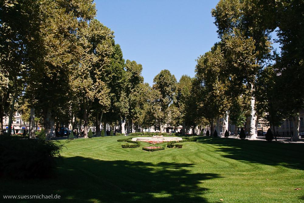 Park near Station