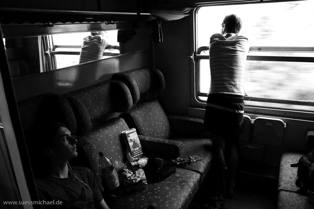 Train to Rijeka ©
