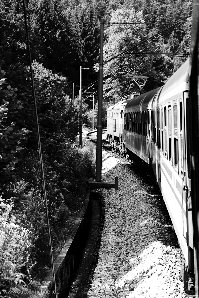 Train to Rijeka II