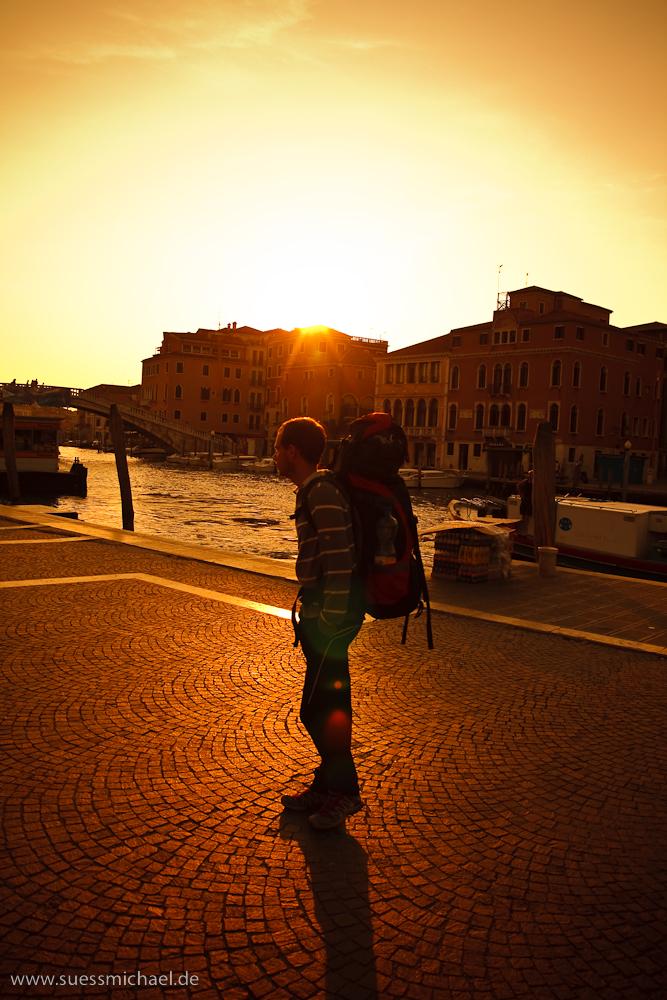Sunrise in Venice ©