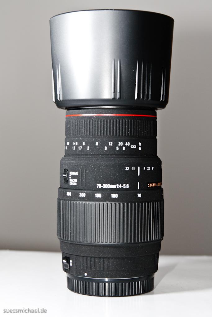 Sigma 70-300 f/4-5.6 APO DG MACRO