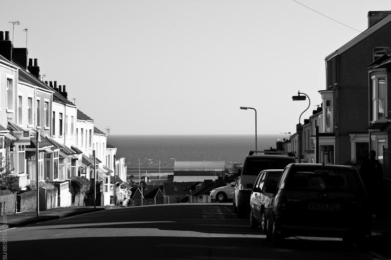 2011-09-28 Swansea - On my way to uni