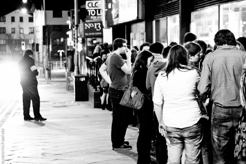 2011-11-23 The Blanks / Sin City Swansea (1)