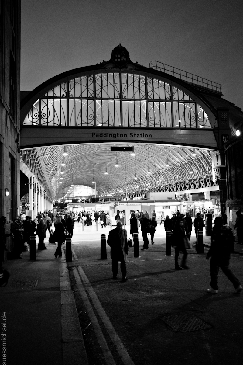 2011-12-15 London Paddington Station