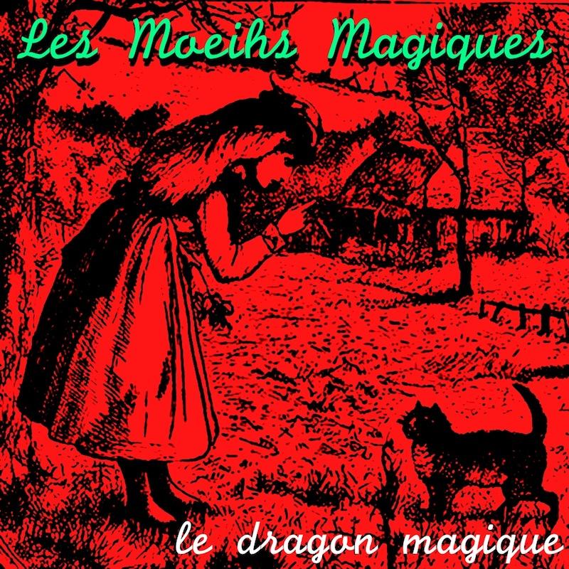 Les Moeihs Magiques - le dragon magique 2012