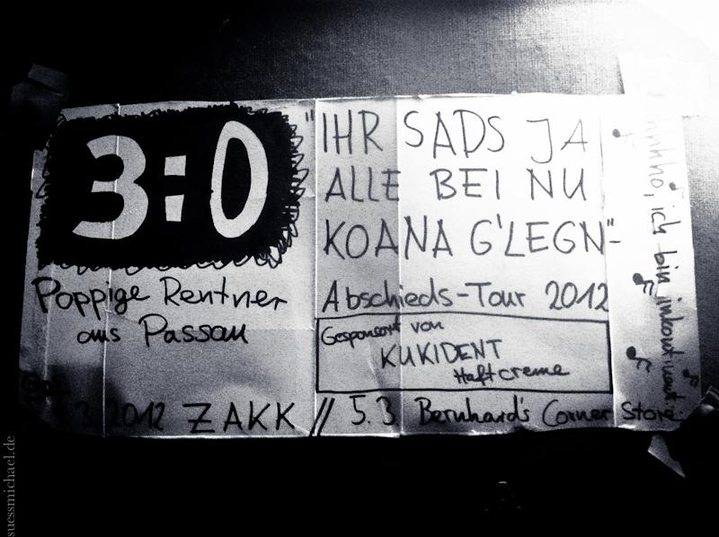 2012-03-04 Sign for Dreizunull