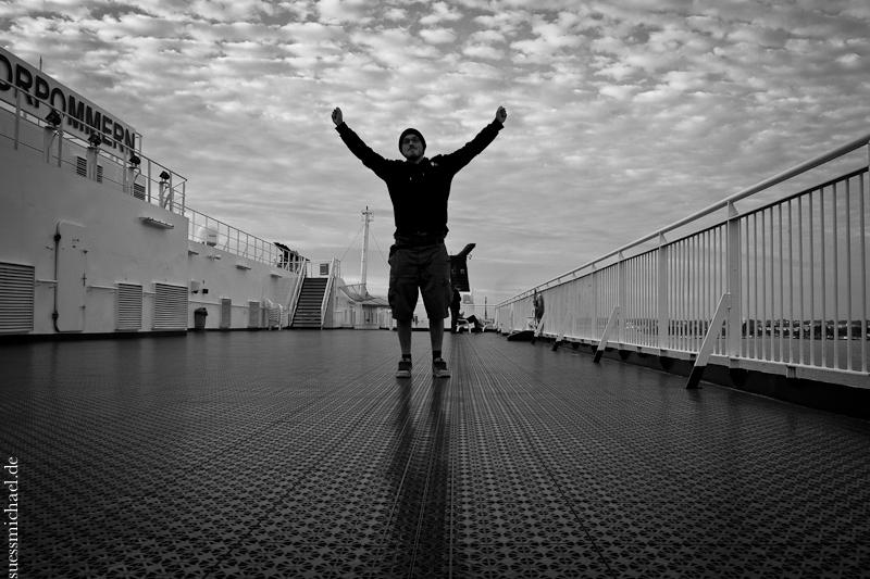 2012-09-02 Ferry to Trelleborg ©