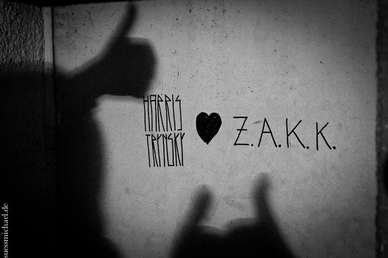 2013-03-29 Harris Trynsky <3 ZAKK