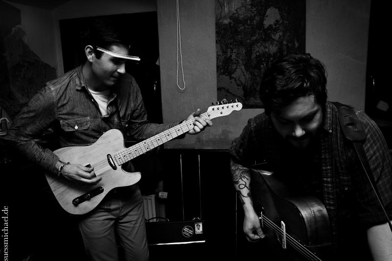 2013-04-24 PJ Bond and Marko Casso