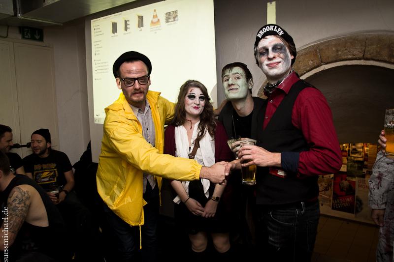 2013-10-31 Halloween Alleycat 2013