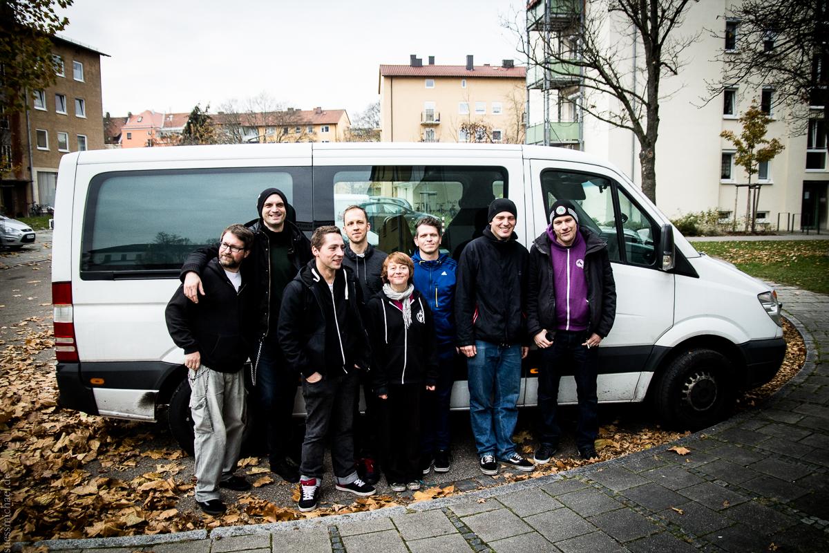 2015-11-12 Kaput Krauts + Das Flug