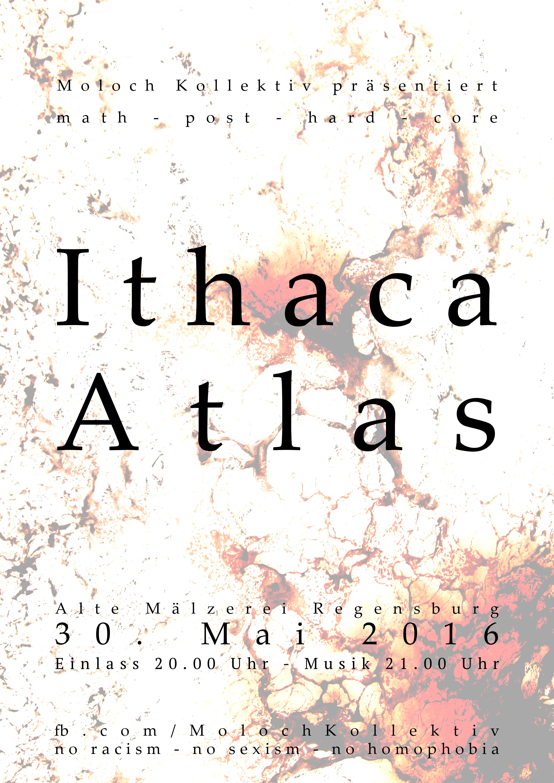 2016-05-30 Ithaca + Atlas