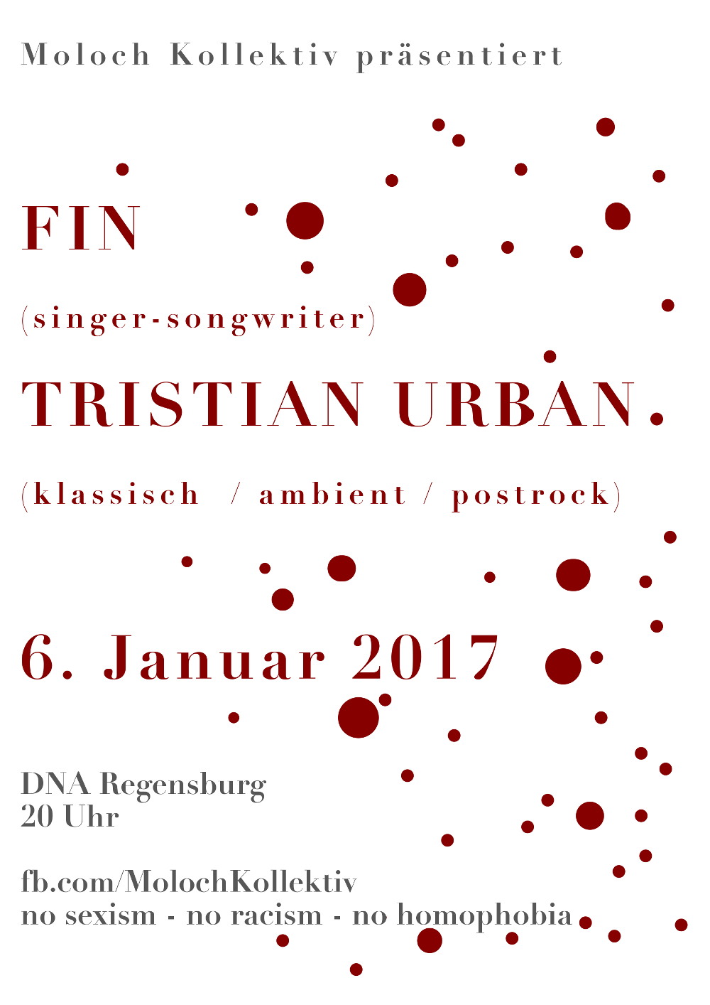 2017-01-06 Moloch Kollektiv + Fin + Tristian Urban