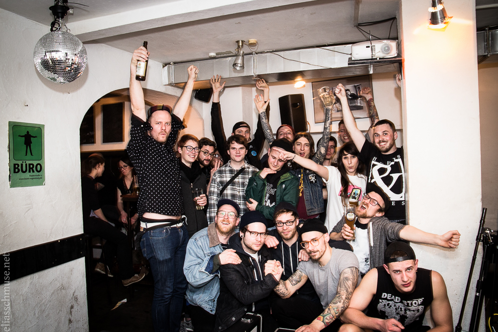2016-04-02 Hey Ruin + Homestayer + Hatehug + Moloch Kollektiv