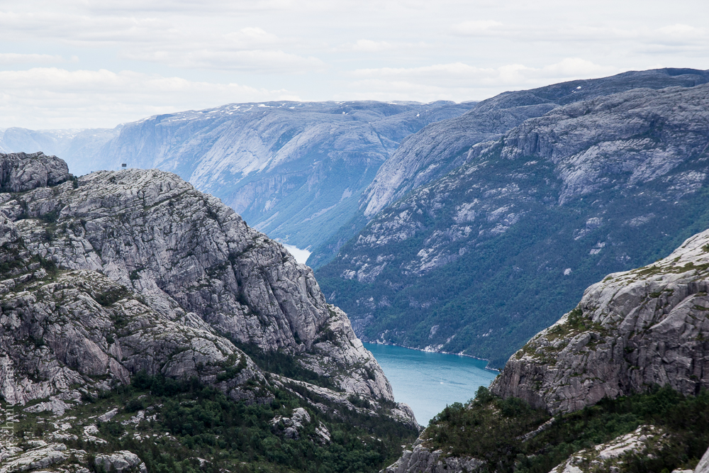 2016-06-14 Hike to Preikestolen