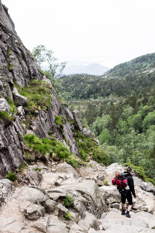 2016-06-14 Hike to Stavanger