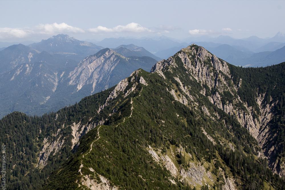 2017-09-08 Walchensee to Heimgarten to Herzogstand