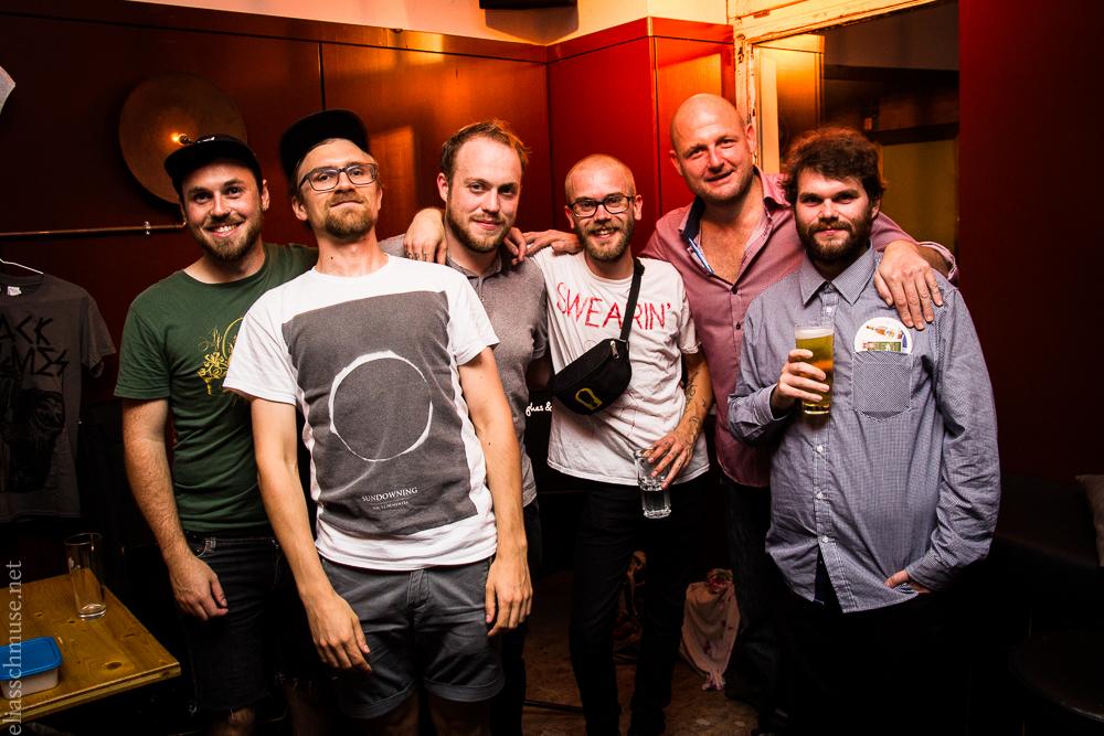 2016-09-15 tigeryouth + Jack Holmes + Moloch Kollektiv
